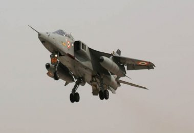 Chinese fighter aircrafts near Eastern Ladakh