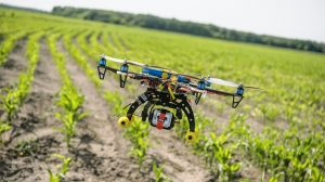 Drone Technology for New Age Agriculture
