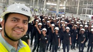 Ola Largest All Women Factory In The world employ over 10,000 women
