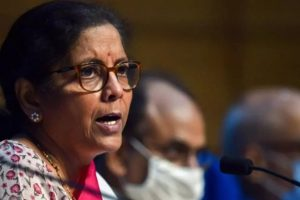 Nirmala Sitharaman announcements