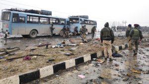 Pulwama Attack, Kashmir