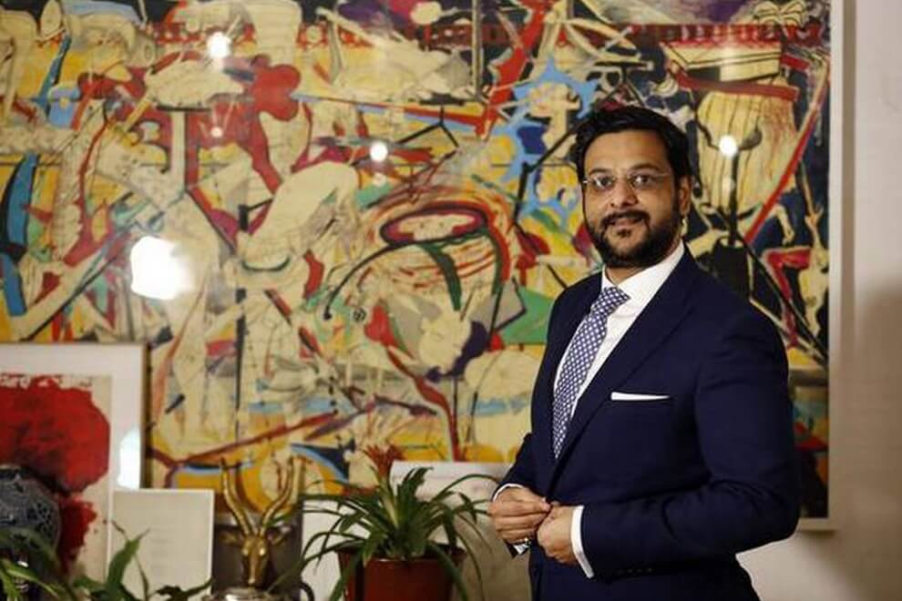 Sotheby's MD Gaurav Bhatia on the Indian art scene