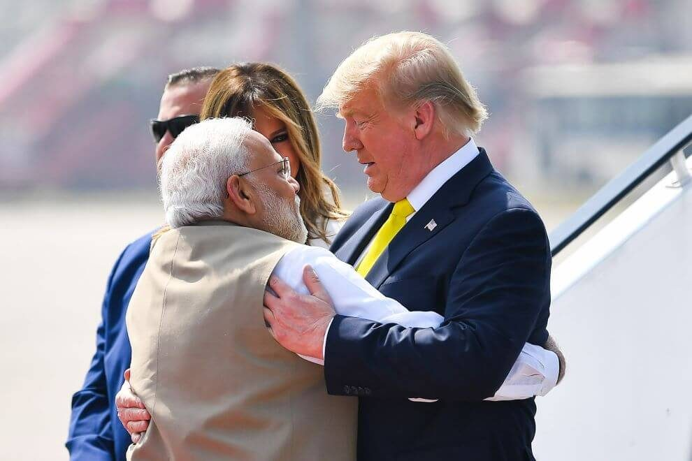 US Presidential Visits to India
