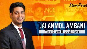 Jai Anmol Ambani