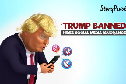 trump banned